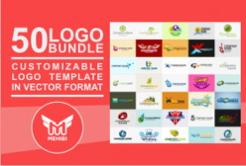 50 logo bundle cover
