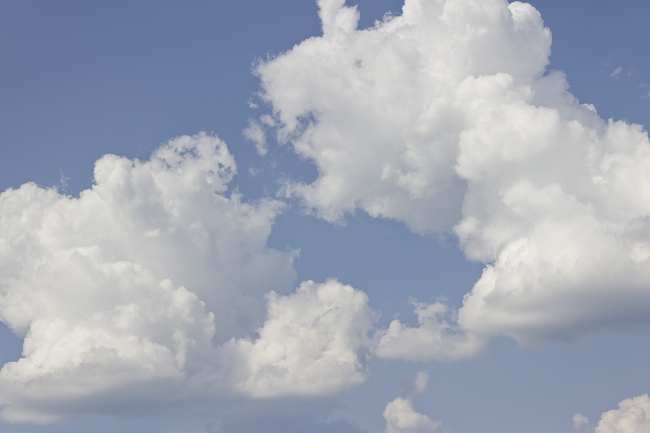 cumulus clouds IMG 2840 Sunday Freebie: 25 Cloud Stock Images