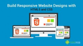 Flat Design Responsive Website