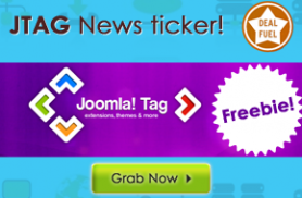 JTAG News Ticker