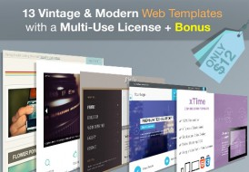 vintage-and-modern-web-templates-preview