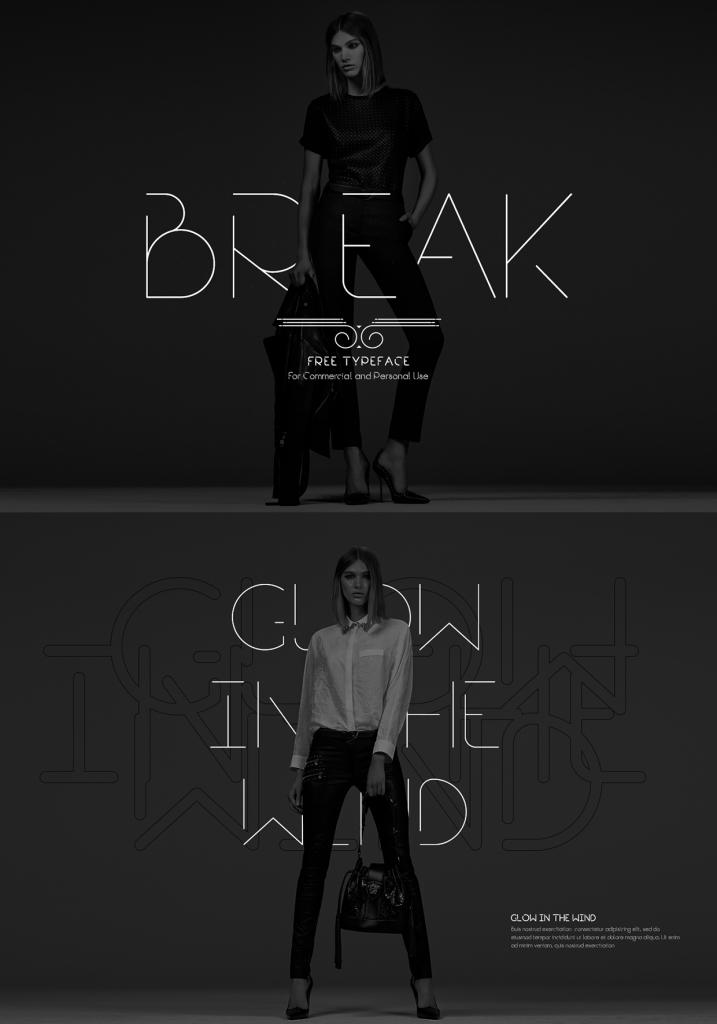 modern-free-font