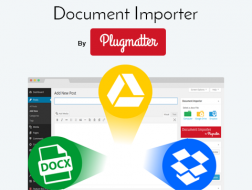 Import Documents WP Plugin
