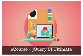 eCourse - jQuery UI Ultimate