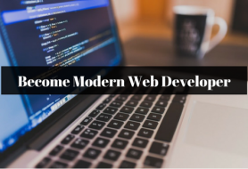 Become Modern Web Developer