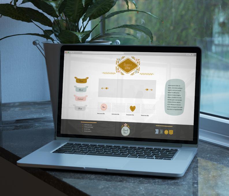 Web Design Elements for Blogs