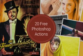 free actions for photoshop
