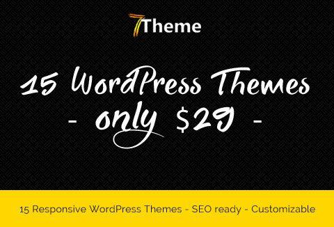 premium WordPress responsive themes