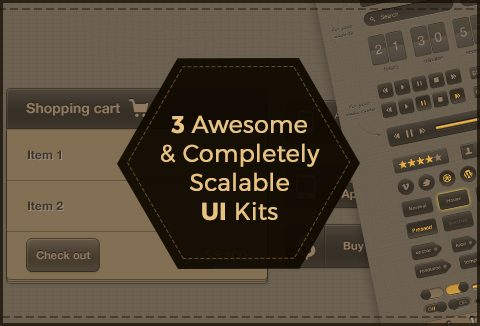 Web UI kits