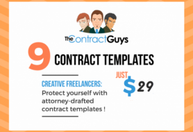 9 Freelance Contract Templates