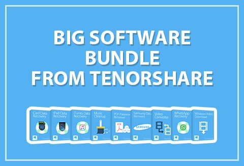 Tenorshare Software Bundle